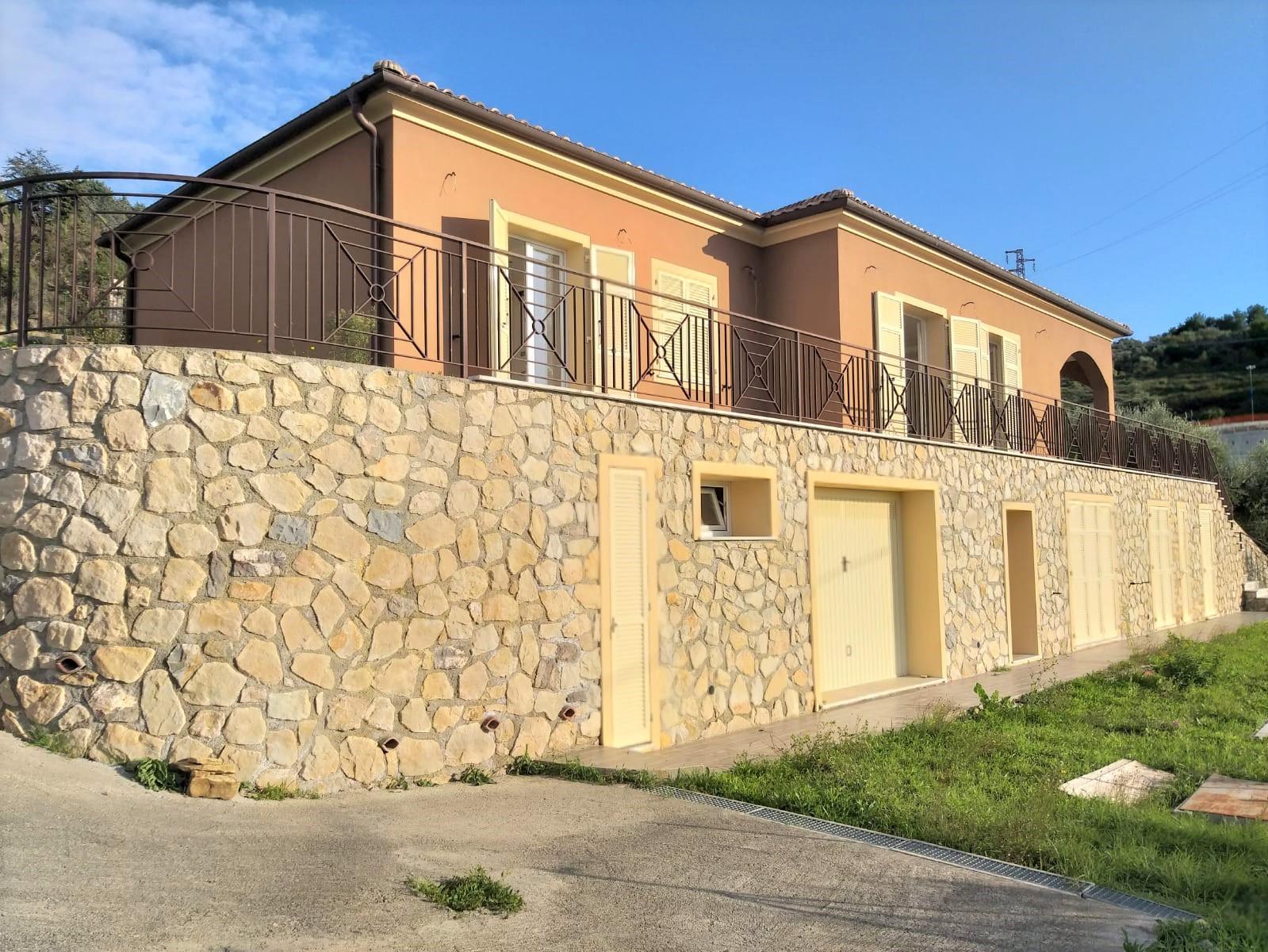 Vendita villa vista mare a Bordighera