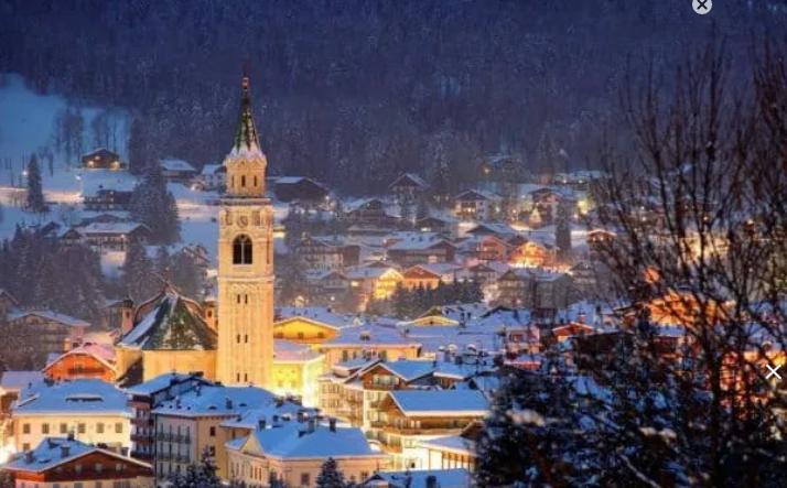 Immagine Dolomiti inverno