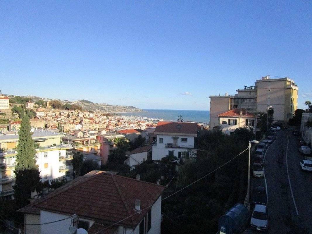 Quadrilocale vista mare a Sanremo